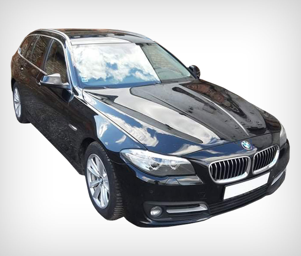 BMW 520d rad5 touring